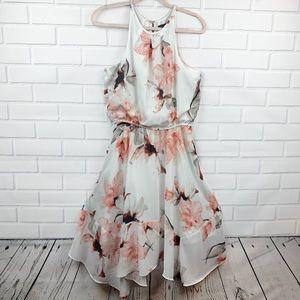 White House Black Market | Floral Print Dress NWT